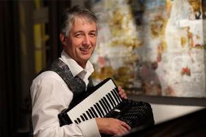 Amazing accordeon